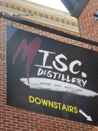 ‪MISCellaneous Distillery‬