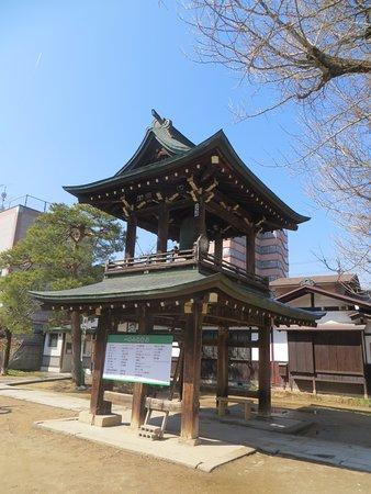 Hida Kokubun-ji Temple: Entrance gate