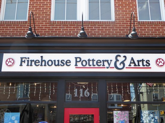 Firehouse Pottery & Arts