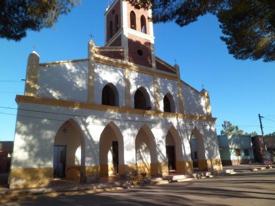 Villa Union, Argentyna: Parroquia Nuestra Señora del Rosario- Villa Uniòn- La Rioja 2016.