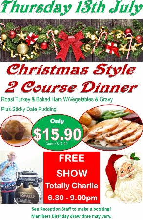 Caloundra, Australia: CHRISTMAS IN JULY!! book now!
