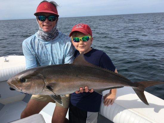 Port Bow Bild Fr N Charleston Fishfinder Charters Isle