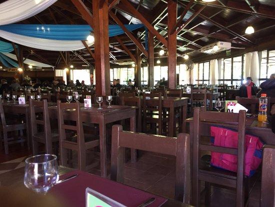 Fortín Cataratas: Dentro