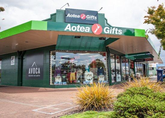 Aotea Gifts Rotorua