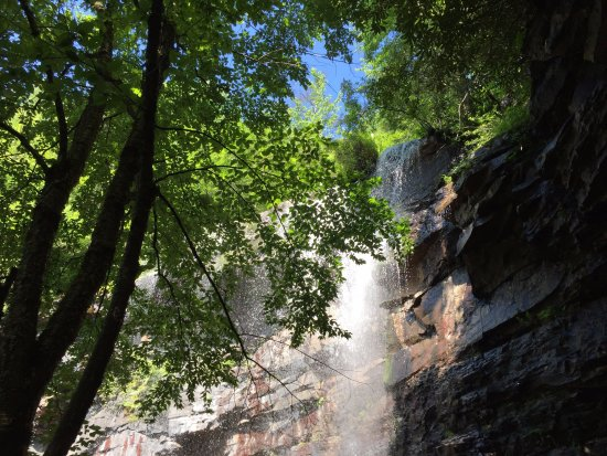 Jim Thorpe, Pensilvania: Amazing waterfalls