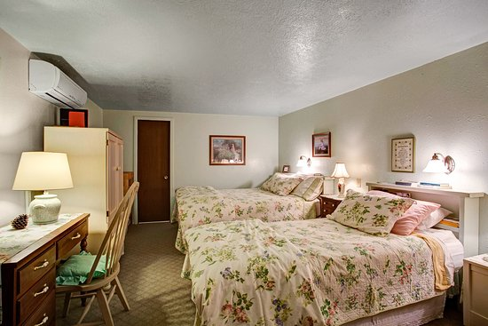 ‪‪Kooskia‬, ‪Idaho‬: #1 Syringa Room at Reflections Inn‬