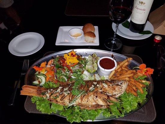 Hotel Si Como No: The food is fantastic!
