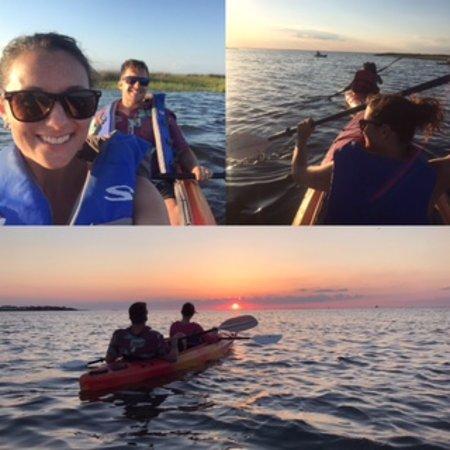 Ride the Wind: Full Moon Kayak Tour
