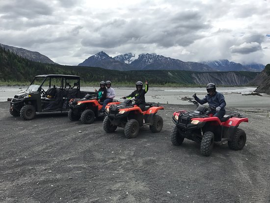 Glacier View ATV Tours
