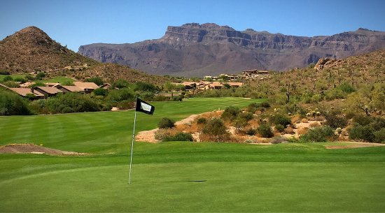 Gold Canyon Resort - Dinosaur Mountain Golf Course