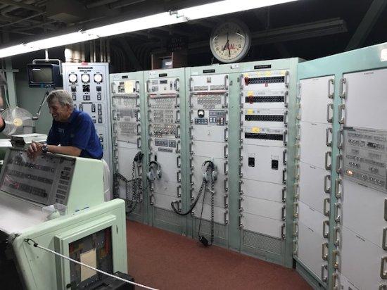 Sahuarita, AZ: Control room