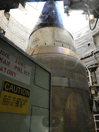 Sahuarita, AZ: Missile silo