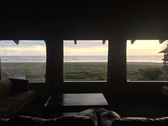 Pacific Beach, WA: Room 50 view