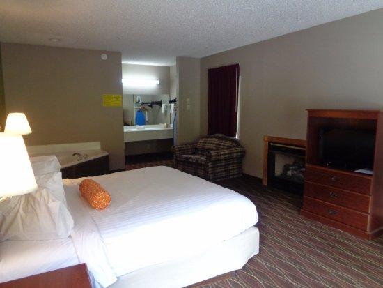 SureStay Hotel Helen Downtown Resmi