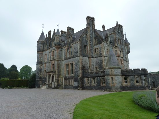 Beautiful grounds picture of blarney castle gardens for The blarney house plan