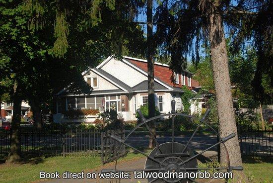 Port Colborne, Canadá: Talwood Manor B&B