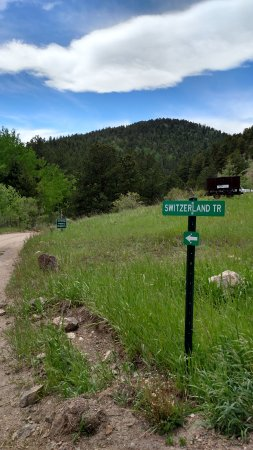 Rollinsville, CO: Driving the Switzerland Trail in Roosevelt Forest