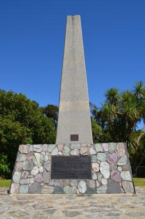 Haast, Новая Зеландия: Monument