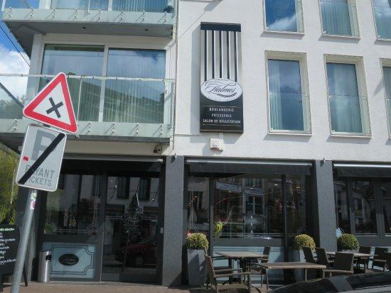 Malmedy, Bélgica: Boulangery Halmes