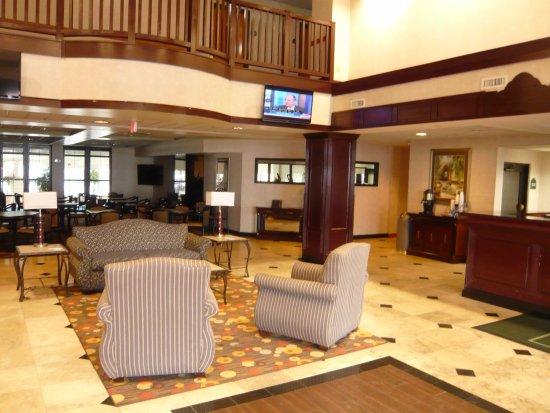 Streetsboro, Огайо: Welcoming Lobby