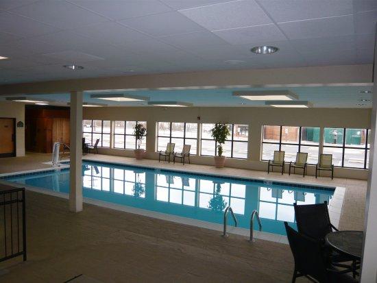 Streetsboro, Огайо: Indoor, heated pool and sauna