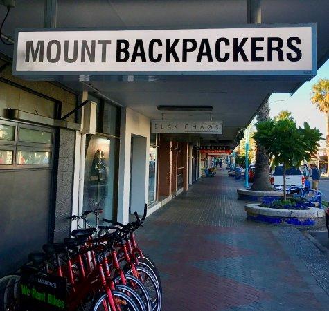 Mount Backpackers