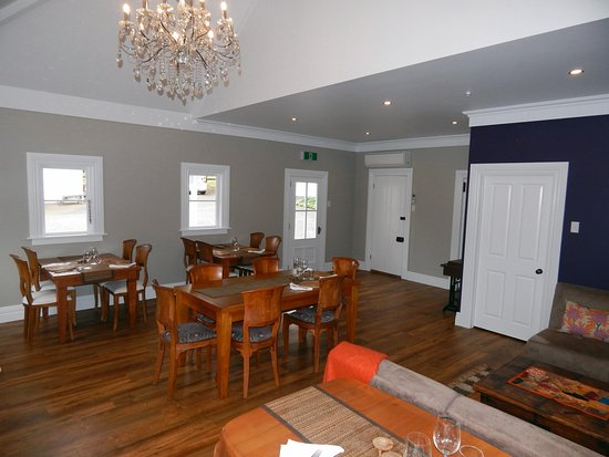 Lupton Lodge: Guest Dining Room for breafast and dinner