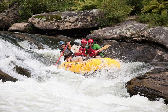 Mountain Rest, Caroline du Sud : Chattooga Section IV, perfect for the thrill seeker!