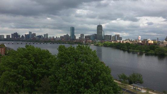 Hyatt Regency Cambridge, Overlooking Boston: photo2.jpg