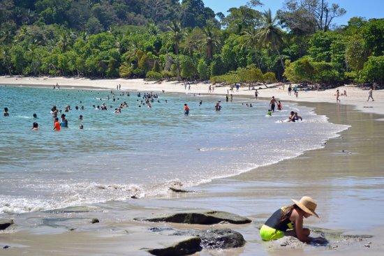 Manuel Antonio, Costa Rica: Beach at Parque