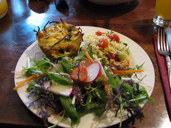 Reefton, Nueva Zelanda: Lunch