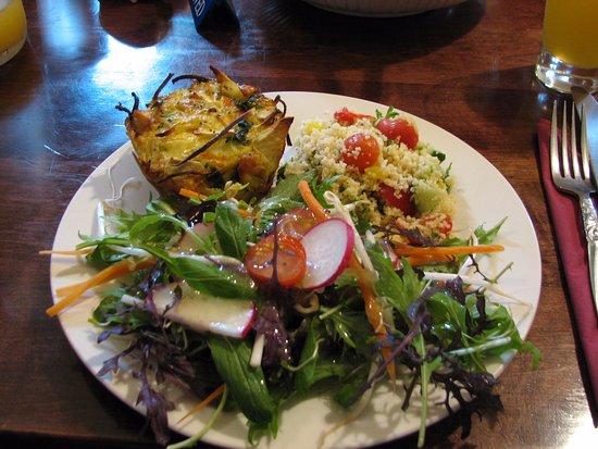 Reefton, Nouvelle-Zélande : Lunch