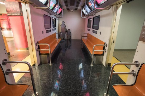 Liberty Science Center: Train