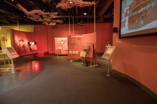 Liberty Science Center: Body