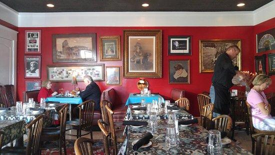 Inside Picture Of Red Light Kitchen Lounge Lexington Tripadvisor