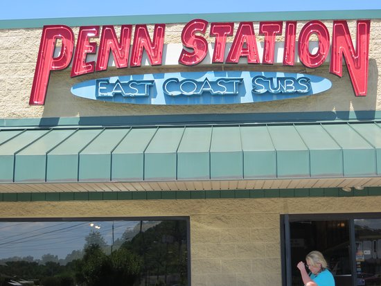 Penn Station Sign, Ashland, Kentucky