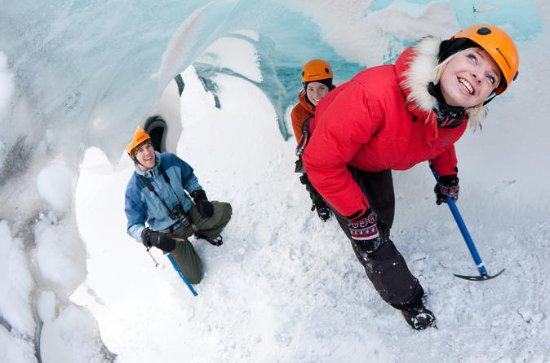 Small Group Glacier Experience from...