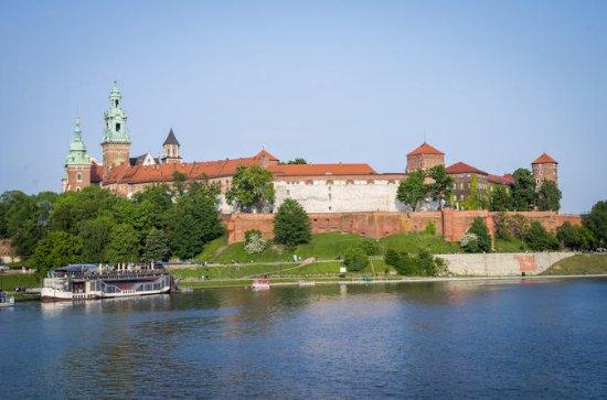 Krakow - Wawel slott guidet tur