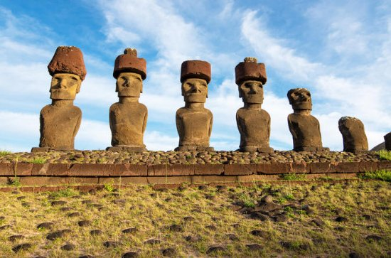 Easter Island Highlights: North and...
