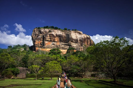All-inclusive-Privatausflug: Sigiriya ...