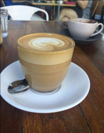 Essendon North, Australia: Latte