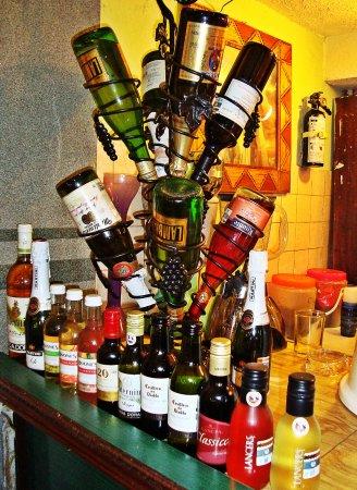 Tierra Blanca, Meksyk: Una deliciosa seleccion de vinos de mesa