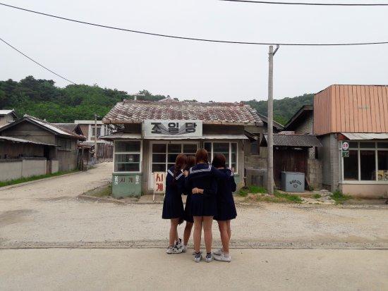 Suncheon, Sydkorea: Friends @ Open Film Set (July 2016)