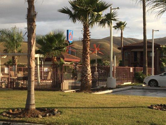 Westley, CA: Motel 6 views