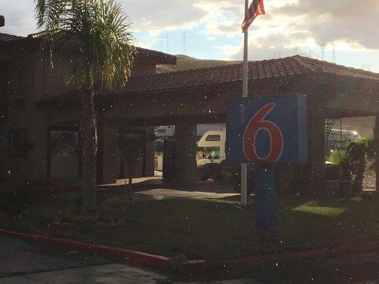 Westley, Kalifornien: Motel 6 views