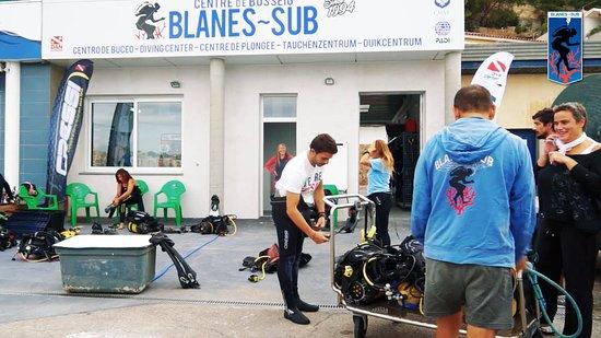 Blanes~Sub