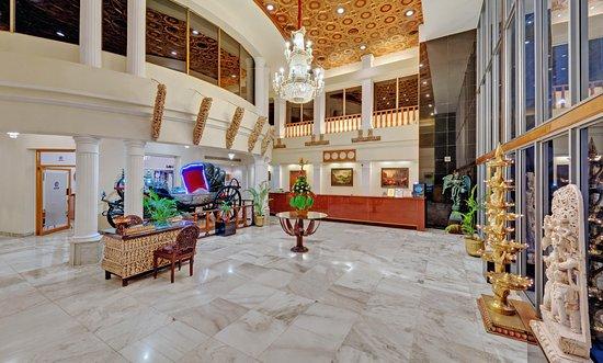 Hotel Ambassador Pallava Chennai Review