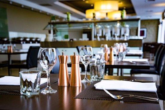 Holiday Inn Parramatta: Restaurant