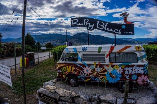 Ruby Blues Winery: Ruby Blues
