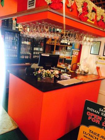 Waikanae, New Zealand: Samrat Indian Restaurant
